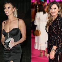 Sam Faiers hints feud with Ferne McCann isn't over despite them partying together at her sister Billie's hen do