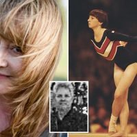 Coach denies ex-US gymnast's claims she HAD to give him oral sex twice-a-day to get to the Olympics