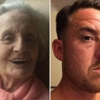 Man, 33, guilty of murdering his dementia-suffering gran, 94, by slitting her throat with a bread knife in her care home