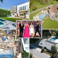 Inside Strictly Come Dancing judges' million pound homes – from country cottages to modern LA mansions