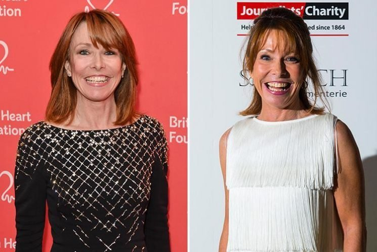 Kay Burley says her life has been 'haunted' by cancer in family but that she'd rather 'watch and wait' than undergo mastectomy