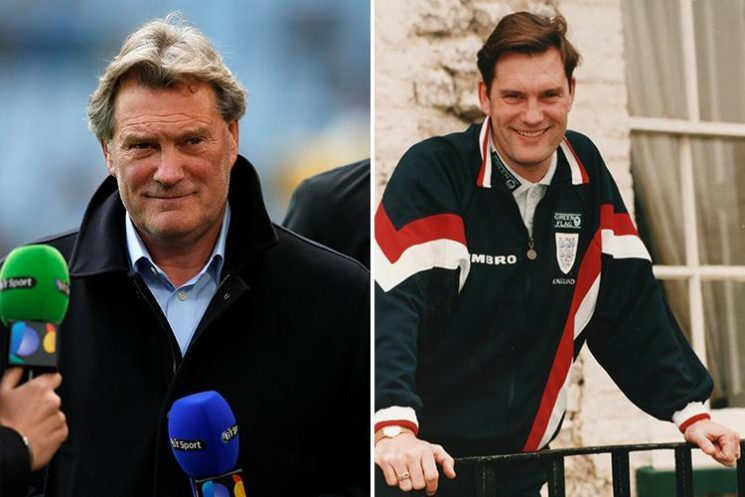 Glenn Hoddle in serious condition but 'responding well' after being rushed to hospital following BT Sport studio collapse