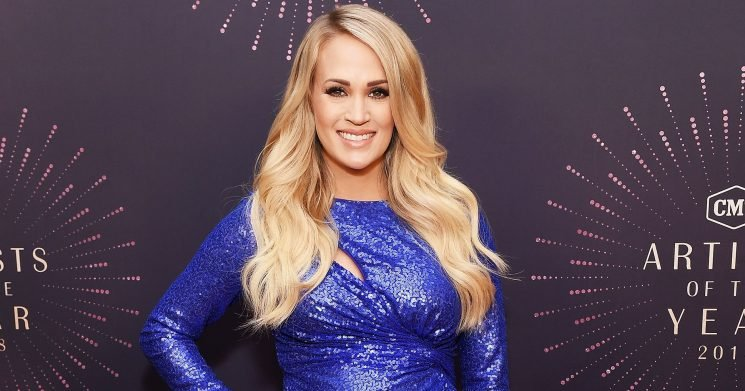 One Person in Carrie Underwood's Family Won't Change Poop Diapers