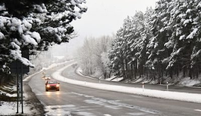 Half-term highs of 18C to be replaced by Arctic blast as snow hits by weekend