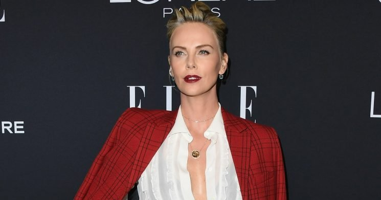 Charlize Theron: Being a Mom Feels Like Having a Hangover