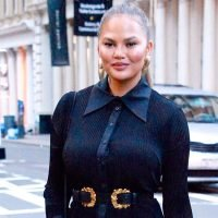 Chrissy Teigen Shows Legs for Days in NYC and We're Here for It