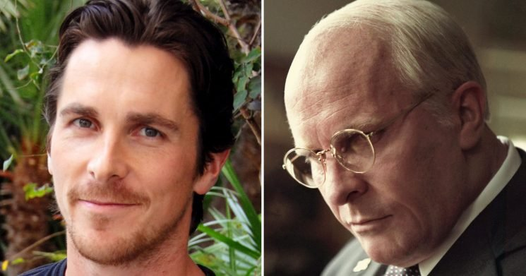 Christian Bale's Most Extreme Body Transformations for Movies