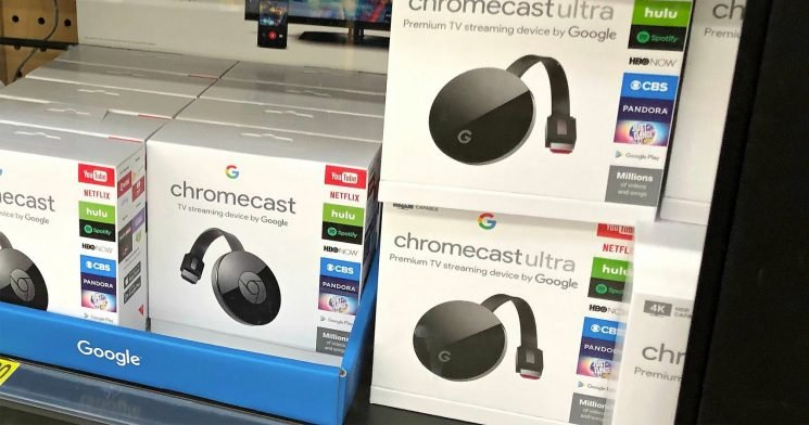 Best Buy Accidentally Sells Unannounced Chromecast To Unexpecting Customer