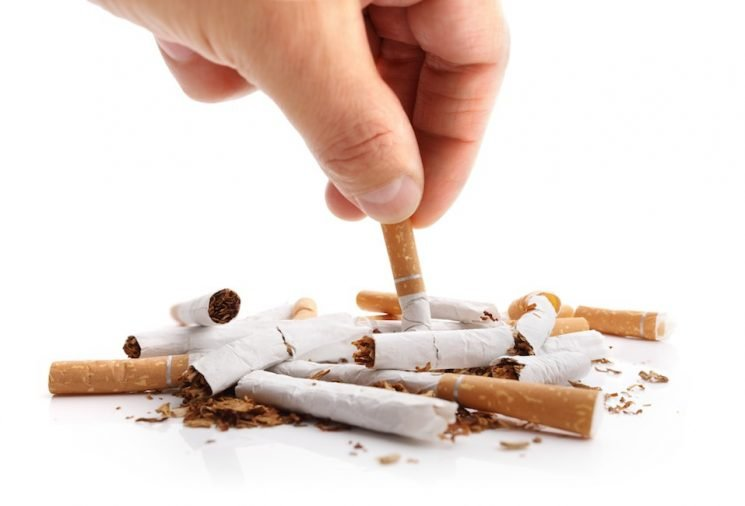 This Is What Happens to Your Body When You Quit Smoking – The Cheat Sheet
