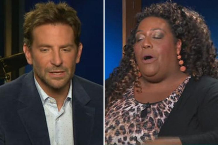 This Morning fans in hysterics as Alison Hammond sings for Bradley Cooper – and he's seriously not impressed