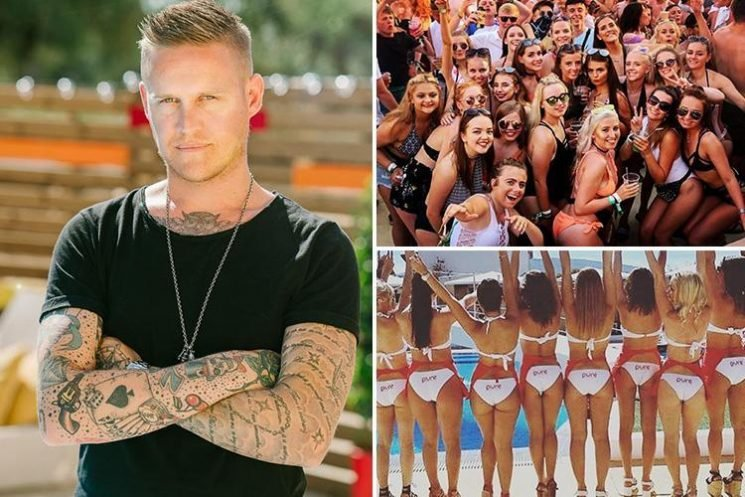 Zante Club Rep Wars boss reveals all about the booze, nudity and wild nights out – and why he'd rather his staff sleep with customers than each other
