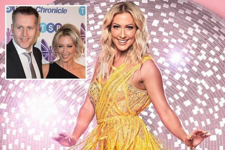 Faye Tozer says Strictly has spiced up her sex life and husband Michael can't wait to get her into bed after rehearsals