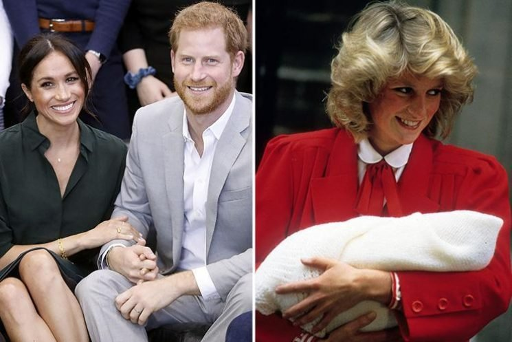 Prince Harry and Meghan Markle will NEVER call their kids Arthur or Albert – and it's because of Princess Diana