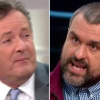 Good Morning Britain viewers in shock as Piers Morgan clashes with Reverend and The Makers' Jon McClure live on air