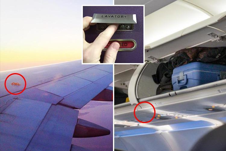 Secret features on planes that will change the way you fly (or save your life)