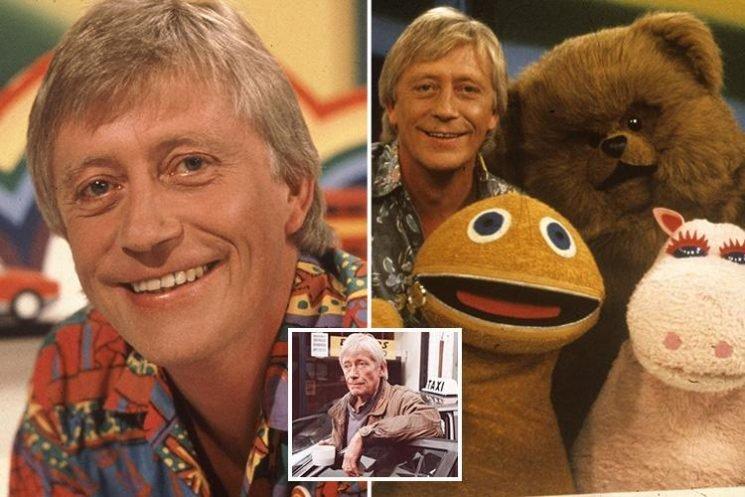 Geoffrey Hayes dead – Rainbow children's TV presenter dies aged 76