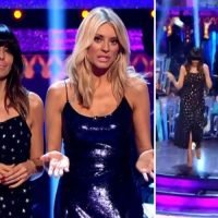 Here's where to get Claudia Winkleman and Tess Daly's glam looks from Strictly Come Dancing