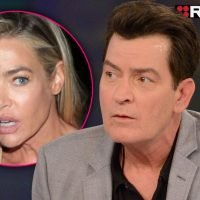 After 12 Years, Why Is Denise Richards Still Giving In To Charlie Sheen?