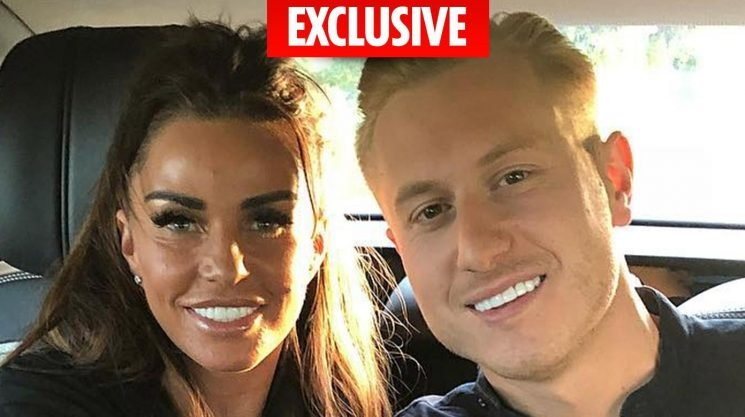 Katie Price and Kris Boyson 'back on' after split as she says 'he's my rock' and he tells her 'I'll help you make full recovery'