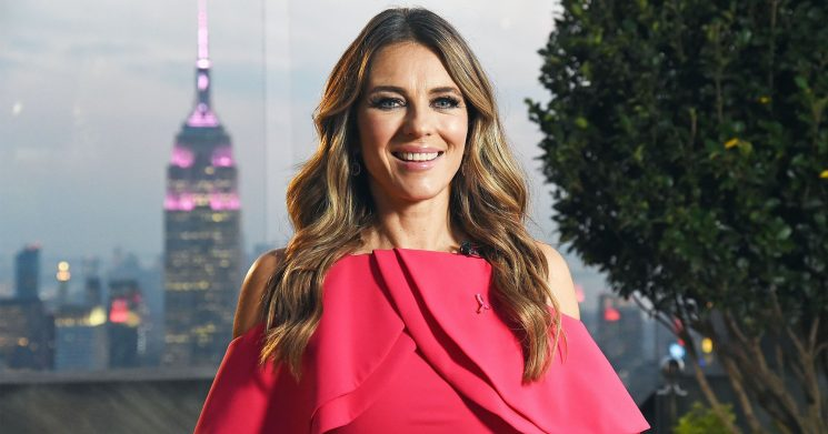 Elizabeth Hurley Opens Up About Shifting Her Breast Cancer Mission — Watch