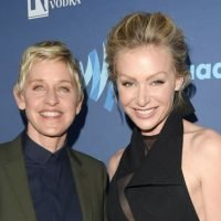 Ellen DeGeneres Shares Sweet Photo Of Portia De Rossi On National Coming Out Day