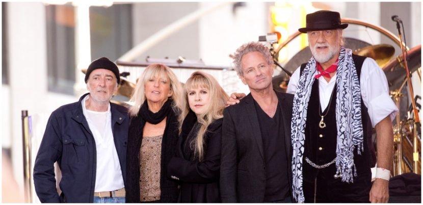 Lindsey Buckingham Sues Fleetwood Mac For Firing Him From Band