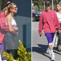 Justin Bieber 'confirms he has married' Hailey Baldwin and calls her an 'angel' for sticking by him as they look for first marital home in LA