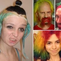 The worst hair dye disasters ever, from a muddy brown patch to a dodgy strawberry-inspired 'do