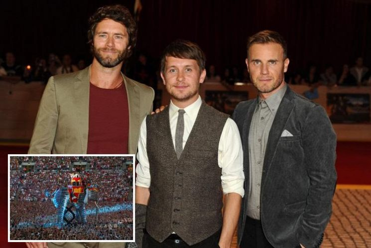 Take That celebrate 30th anniversary with special BBC One documentary showing behind the scenes footage from their lives and fans' stories