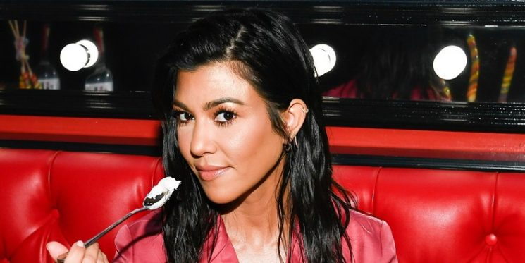 Kourtney Kardashian Reaches Peace Treaty with Gluten and Dairy