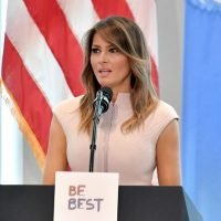 Melania Trump's Plane Forced To Turn Around Due To Smoke In The Cockpit
