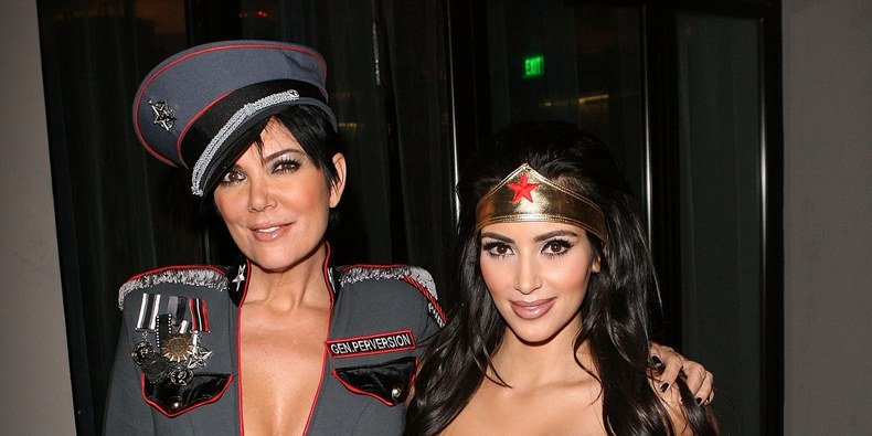 A Comprehensive Guide To Kim Kardashian's Best Halloween Costumes
