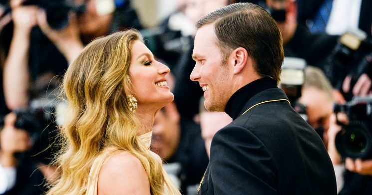 Gisele Bundchen: I Fell in Love With Tom Brady 'Right Away' on First Date
