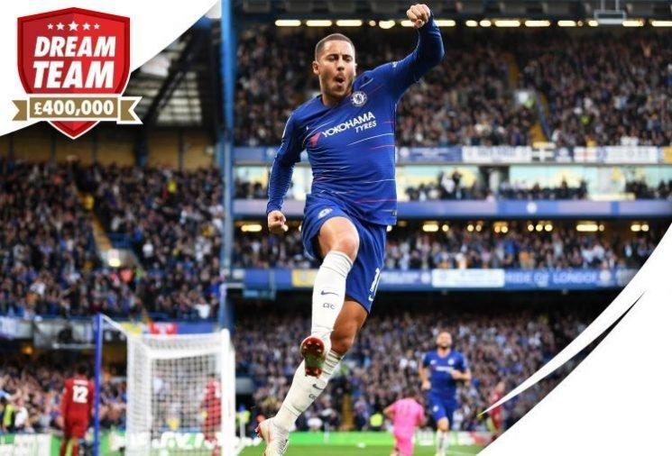 Fantasy football tips: Best Premier League players of the season so far – Eden Hazard