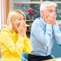 Holly Willoughby and Phillip Schofield left shocked at This Morning blunder