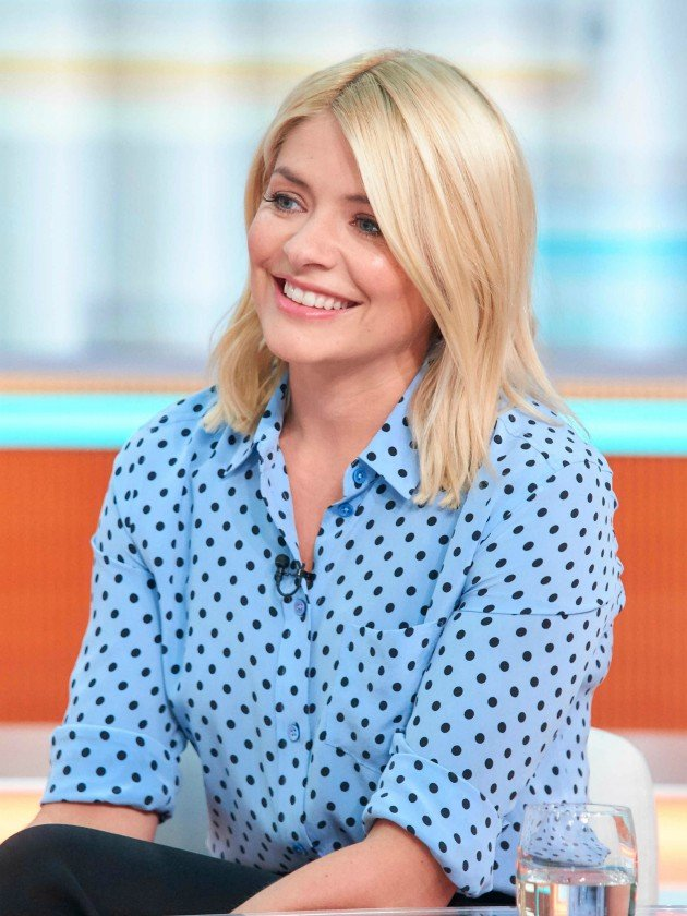 Will THIS be Holly Willoughby's This Morning replacement while she's doing I'm A Celeb?