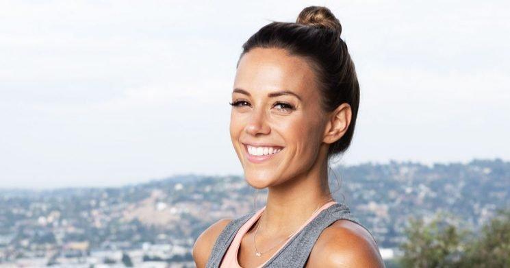PregnantJana Kramer Details Her Workout One Month Before Giving Birth