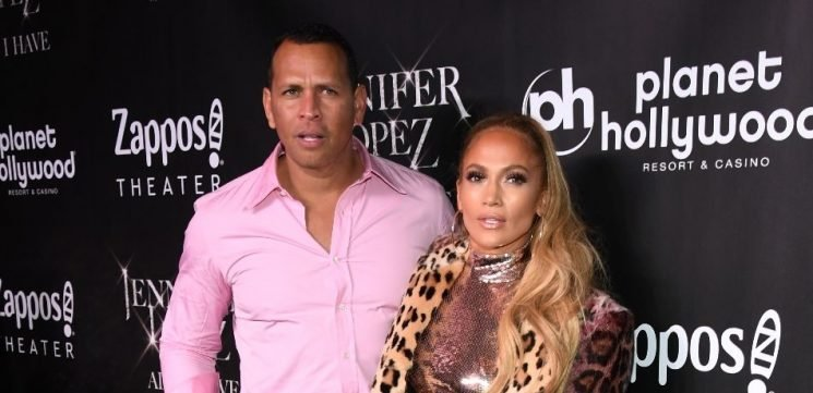 Jennifer Lopez Shares A Surprising Fan Encounter With Alex Rodriguez From Almost 20 Years Ago