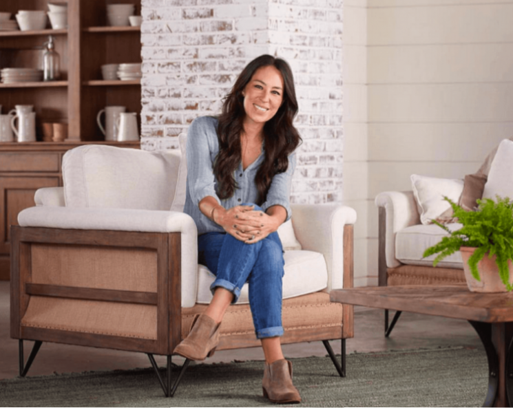 How Does Joanna Gaines Stay in Shape?