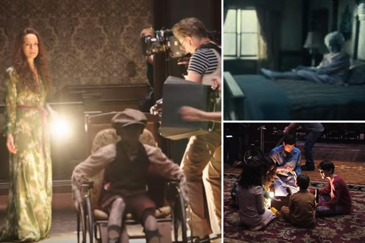 The Haunting of Hill House's terrifying new scenes revealed by cast