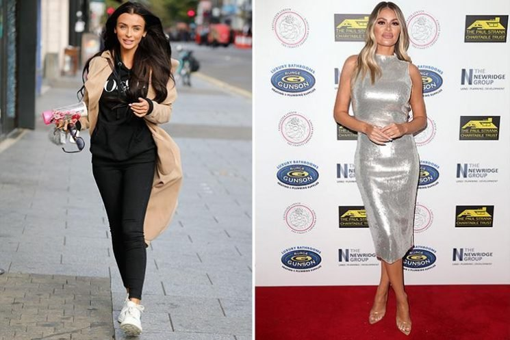 Kady McDermott heads to Chloe Sims' salon one day after Towie star slammed Love Islanders who want a role on the reality show