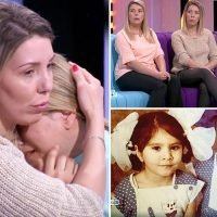 Traumatic moment 'twin sisters' aged 35 realise they're NOT related on Russia's answer to Jeremy Kyle