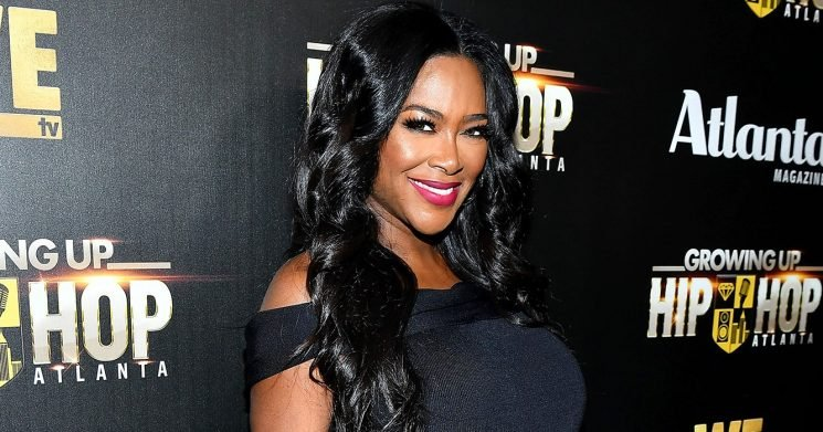 Kenya Moore Asks for Baby Shower Gifts, Even If Friends Aren't Attending Party