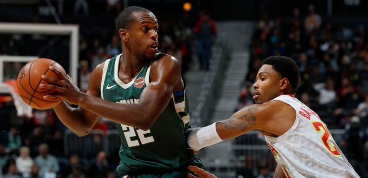 NBA Rumors: Sixers, Pacers Could Pursue Khris Middleton In 2019 Free Agency, Per Zach Lowe