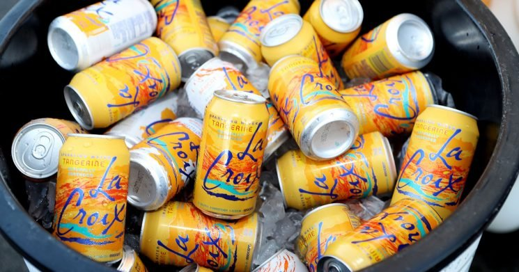 LaCroix Sued for Allegedly Using Cockroach Insecticide in Seltzer