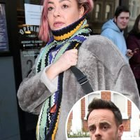 Lisa Armstrong sparks concern as bitter Ant McPartlin divorce 'takes its toll'