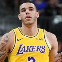 Lonzo Ball Covers Big Baller Brand Tattoo After NBA Crackdown