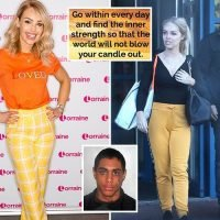 Katie Piper is using meditation to stay calm as her acid attacker is freed on her BIRTHDAY