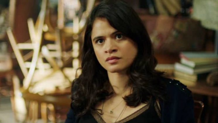 Mel on Charmed: Melonie Diaz is one tough witch