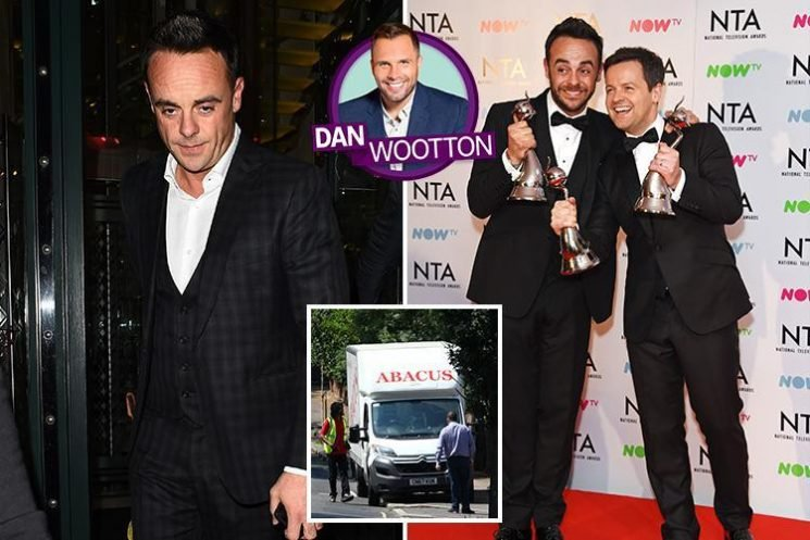 Ant McPartlin buys £5million pad to renovate as part of his recovery fromprescription drug and alcohol addiction